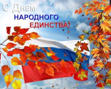 Викторина на день народного единства «Дружбою единой…»