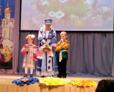 22 мая участники художественной самодеятельности приняли участие в детском Пасхальном фестивале в г.Жуков